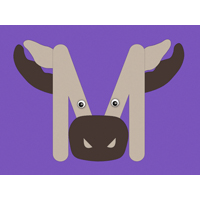 M is for moose