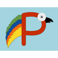 P is for parror
