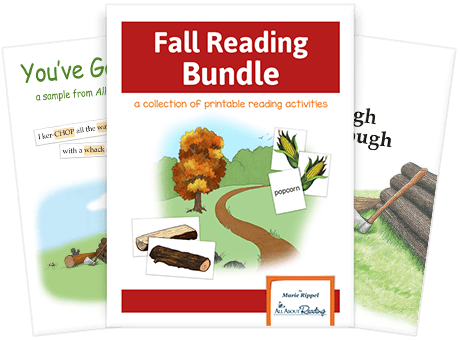 Spring Reading Bundle