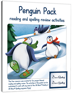 Penguin Pack activities
