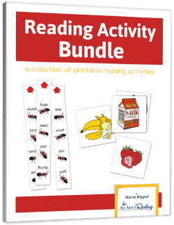 Reading Activity Bundle