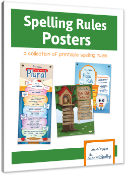 Spelling Rules Posters
