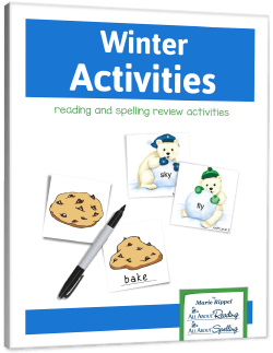 Winter Practice Activities
