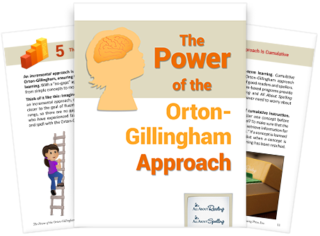 The Power of the Orton-Gillingham Approach