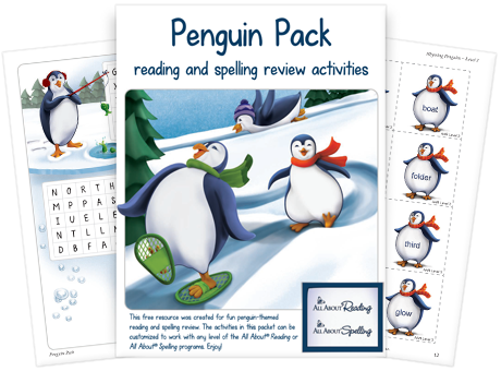 Penguin Pack activities
