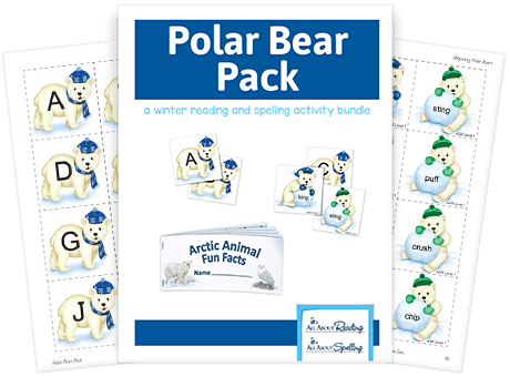 Polar Bear Pack Activity