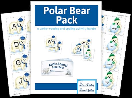 Polar Bear Pack Activity