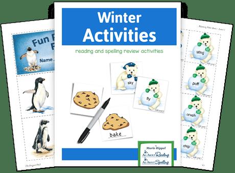 Winter Practice Activities